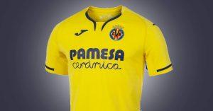 Villareal Hjemmebanetrøje 2019