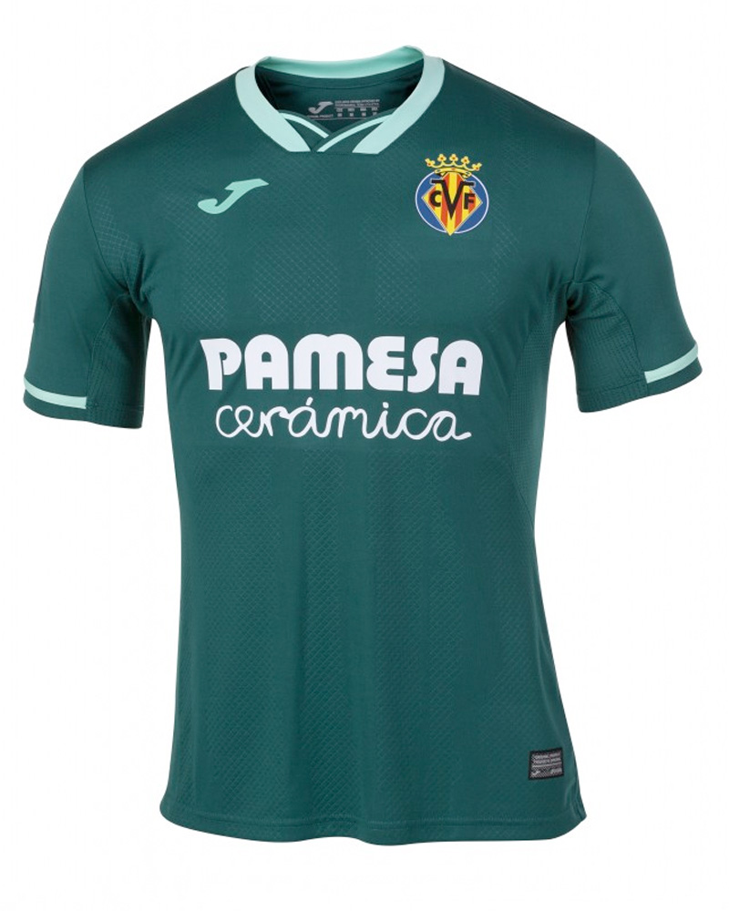 Villareal Udebanetrøje 2019