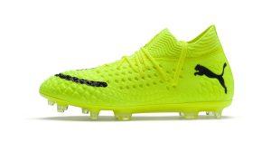 Antoine Griezmanns Gule Puma Future 4.1 Fodboldstøvler
