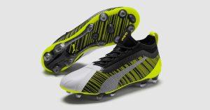 Nicklas Bendtners Puma One 5.1 Rush Fodboldstøvler