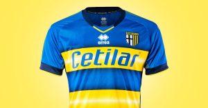Parma Calcio Udebanetrøje 2019