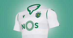 Sporting Lissabon 3. Trøje
