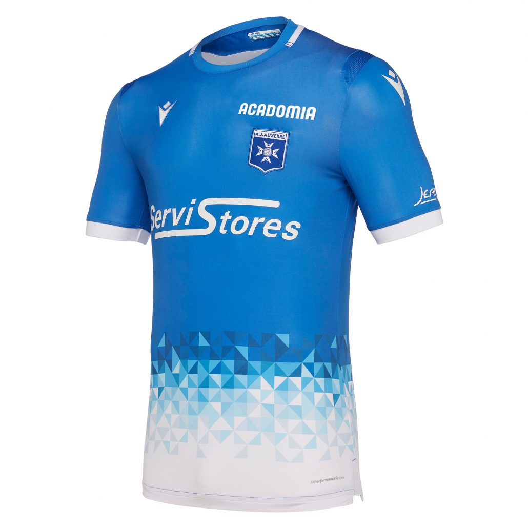 AJ Auxerre Udebanetrøje 2019