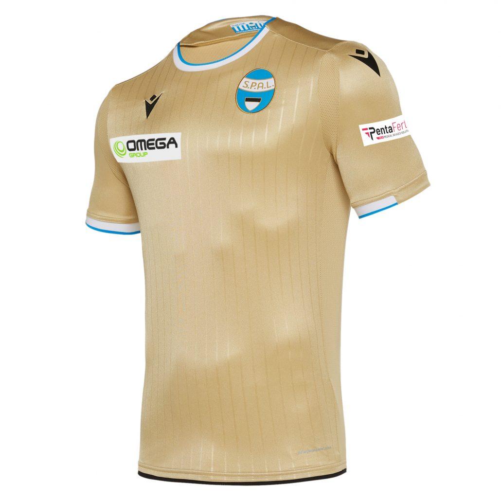 Guld SPAL Udebanetrøje 2019