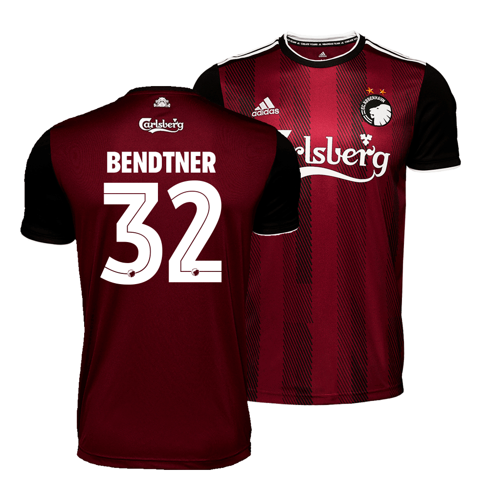Nicklas Bendtner FC København Fodboldtrøje