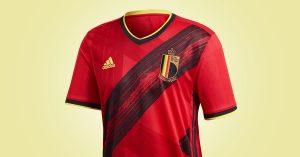 Belgien Hjemmebanetrøje 2019