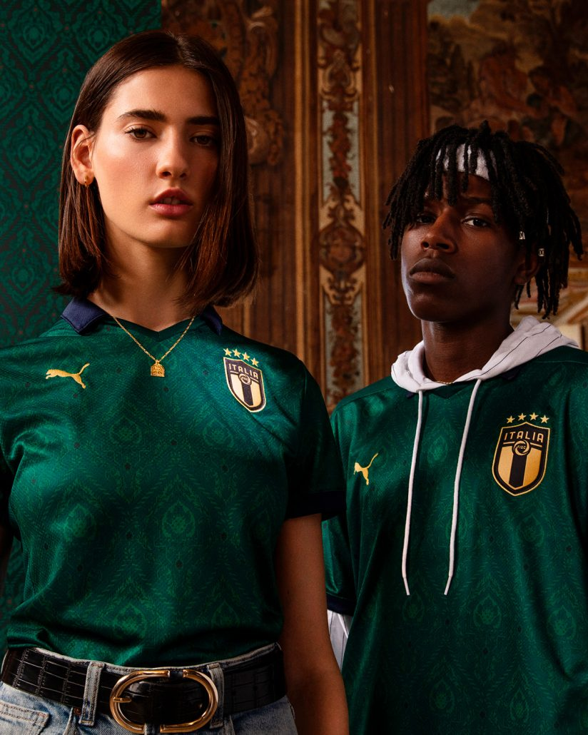 Italiens 3. Trøje til EM 2020