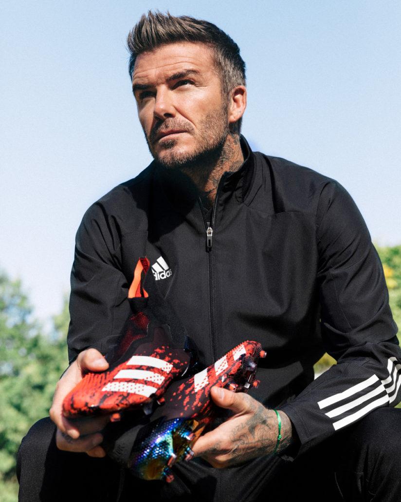 Adidas Predator 20 Mutator Fodboldstøvler David Beckham