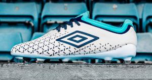 Hvide Umbro Velocita 5 Fodboldstøvler