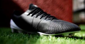 Sorte Puma King Platinum Lazertouch Fodboldstøvler