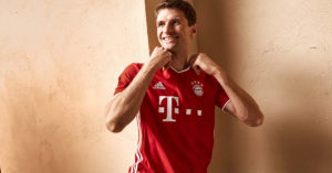 Bayern München Hjemmebanetrøje 2020