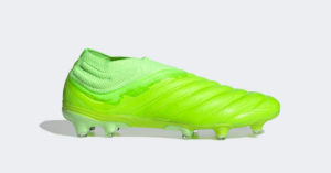 Grøn Adidas Copa 20+ Locality Fodboldstøvler