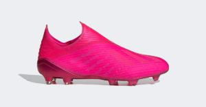 Pink Adidas X 19+ Locality Fodboldstøvler