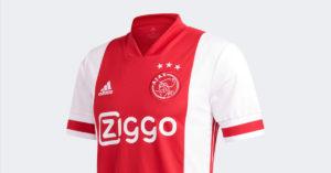 Ajax Amsterdam Hjemmebanetrøje 2020