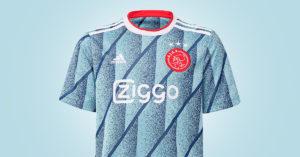 AS Ajax Amsterdam Udebanetrøje 2020