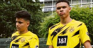 Borussia Dortmund Hjemmebanetrøje 2020