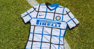 Hvid FC Inter Udebanetrøje 2020