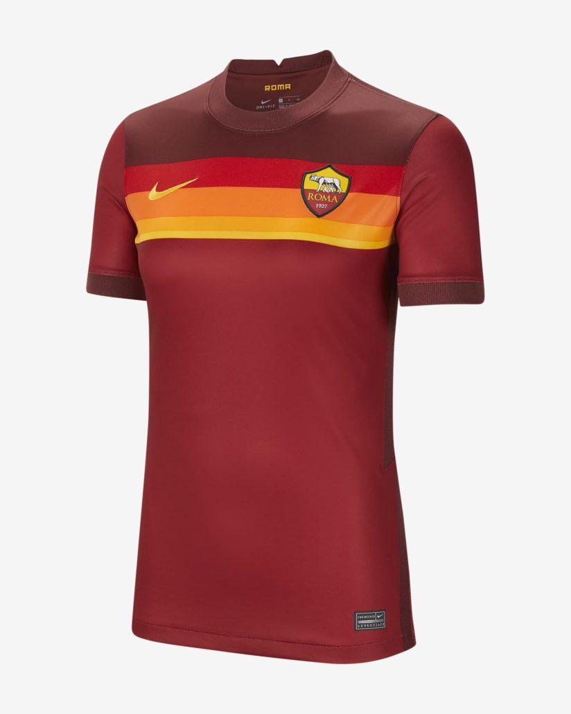 AS Roma Hjemmebanetrøje 2020