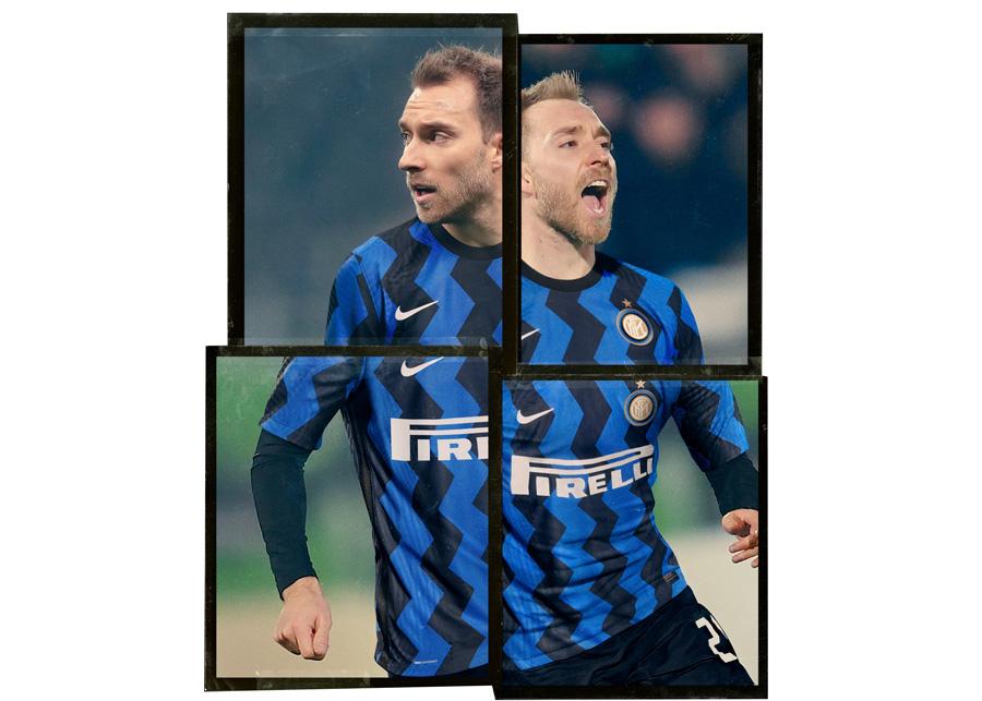 FC Inter Hjemmebanetrøje 2020