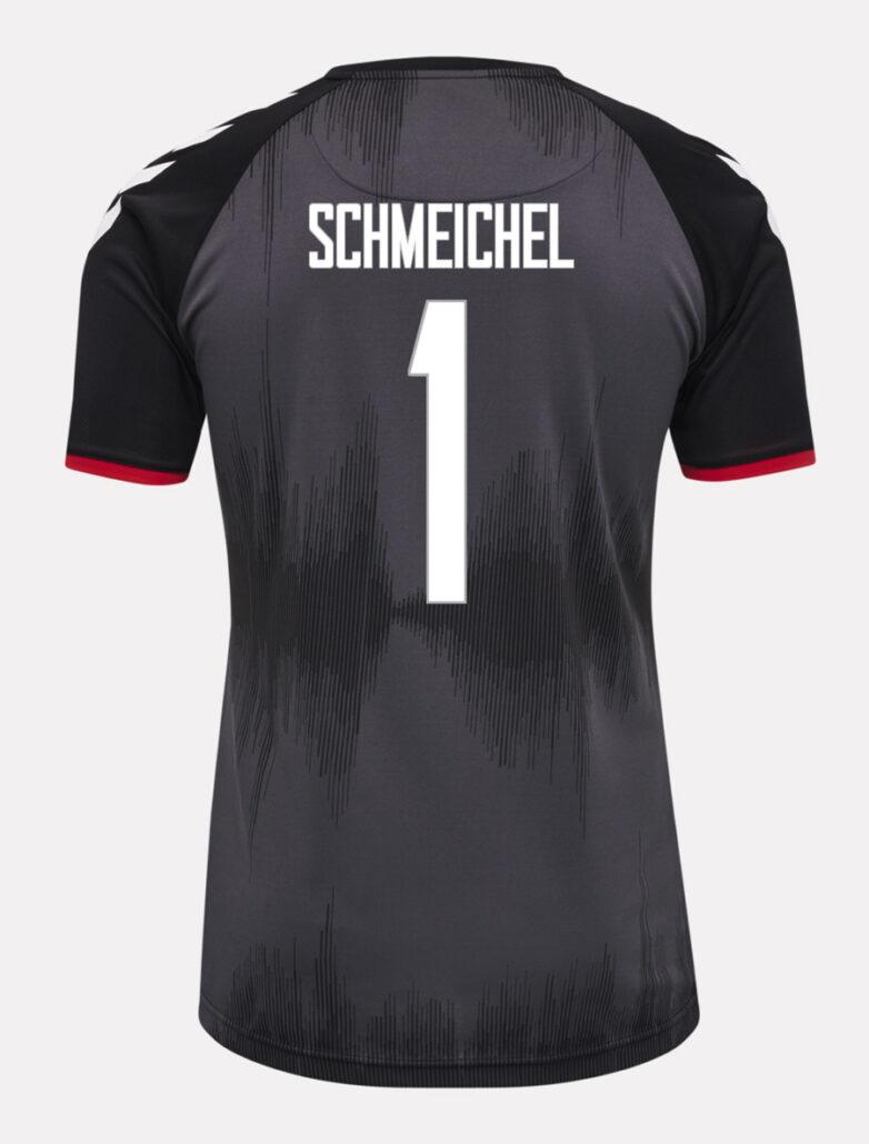 Kasper Schmeichel Målmandstrøje EURO 2020