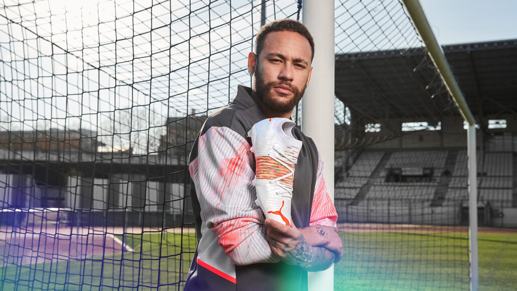 Neymar's Puma Future Z 1.1 Spectra Fodboldstøvler
