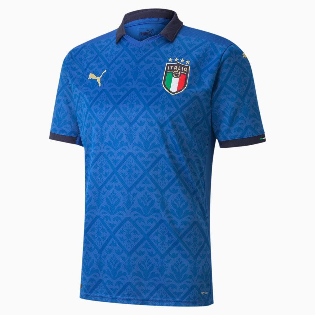 Italien Hjemmebanetrøje EURO 2020