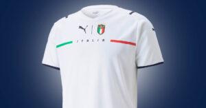 Italien Udebanetrøje EURO 2020