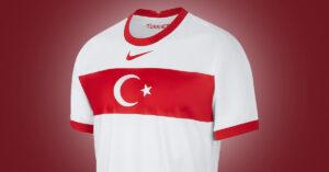 Tyrkiet Hjemmebanetrøje EURO 2020