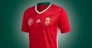 Ungarn Hjemmebanetrøje EURO 2020