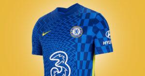 Chelsea FC Hjemmebanetrøje 2021