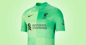 Allison Liverpool FC Målmandstrøje 2021