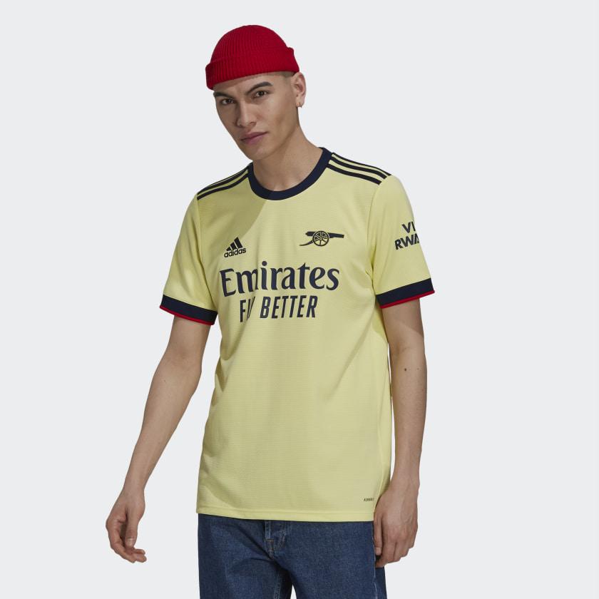 Arsenal FC Udebanetrøje 2021
