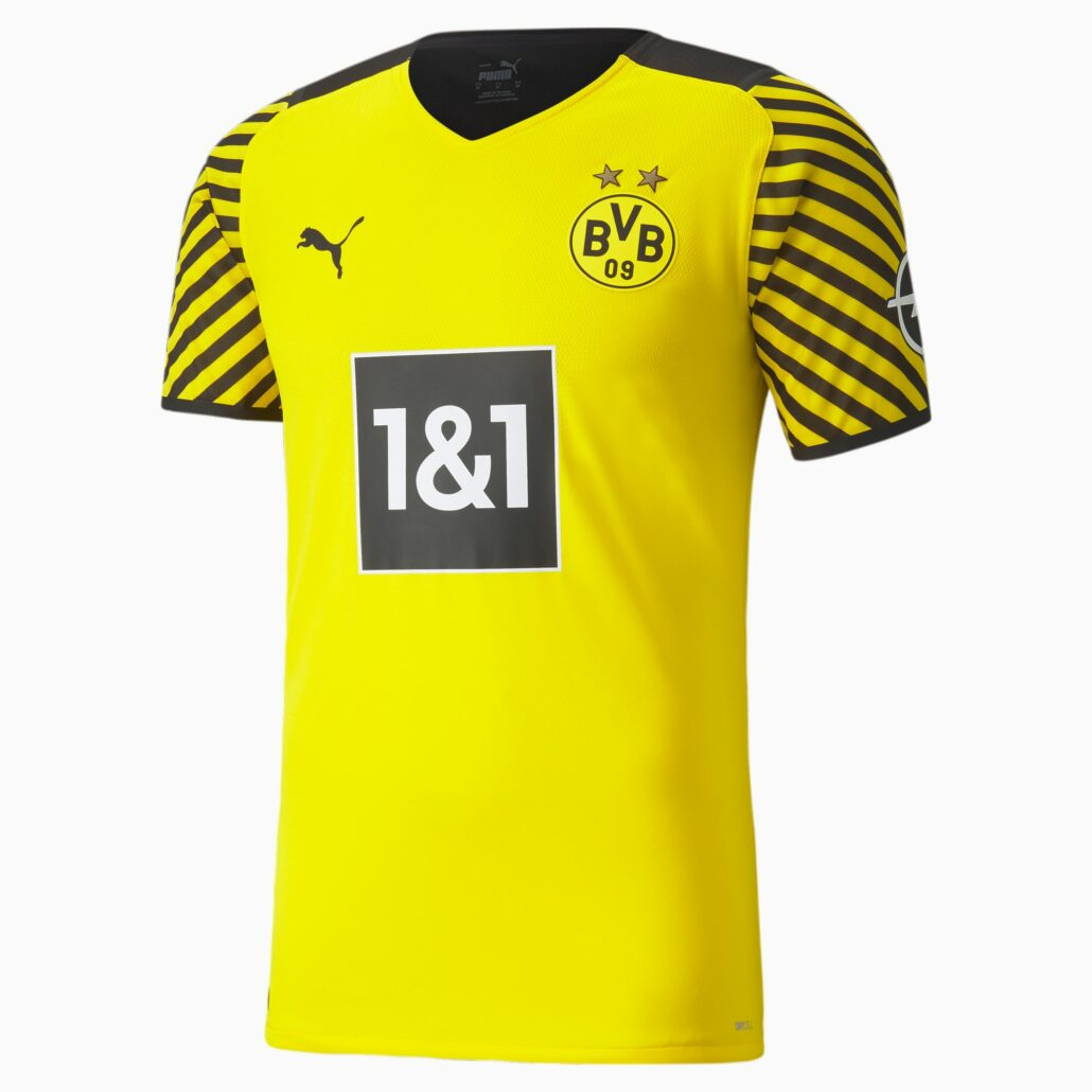 Borussia Dortmund Hjemmebanetrøje 2021