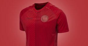 Danmark 3. Trøje EURO 2020