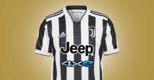Juventus Hjemmebanetrøje 2021