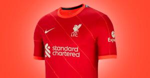 Liverpool FC Hjemmebanetrøje 2021