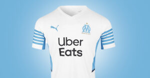 Marseille Hjemmebanetrøje 2021