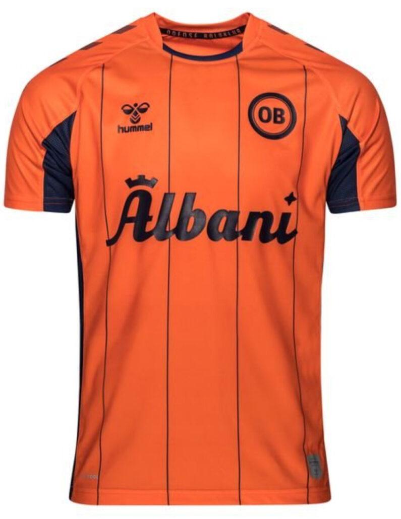 Orange OB 3. Trøje 2021