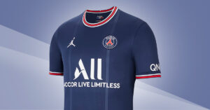 Paris Saint-Germain Hjemmebanetrøje 2021