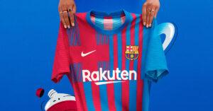 FC Barcelona Hjemmebanetrøje 2021
