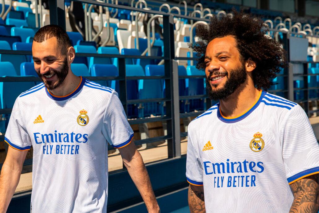 Real Madrid Hjemmebanetrøje 2021