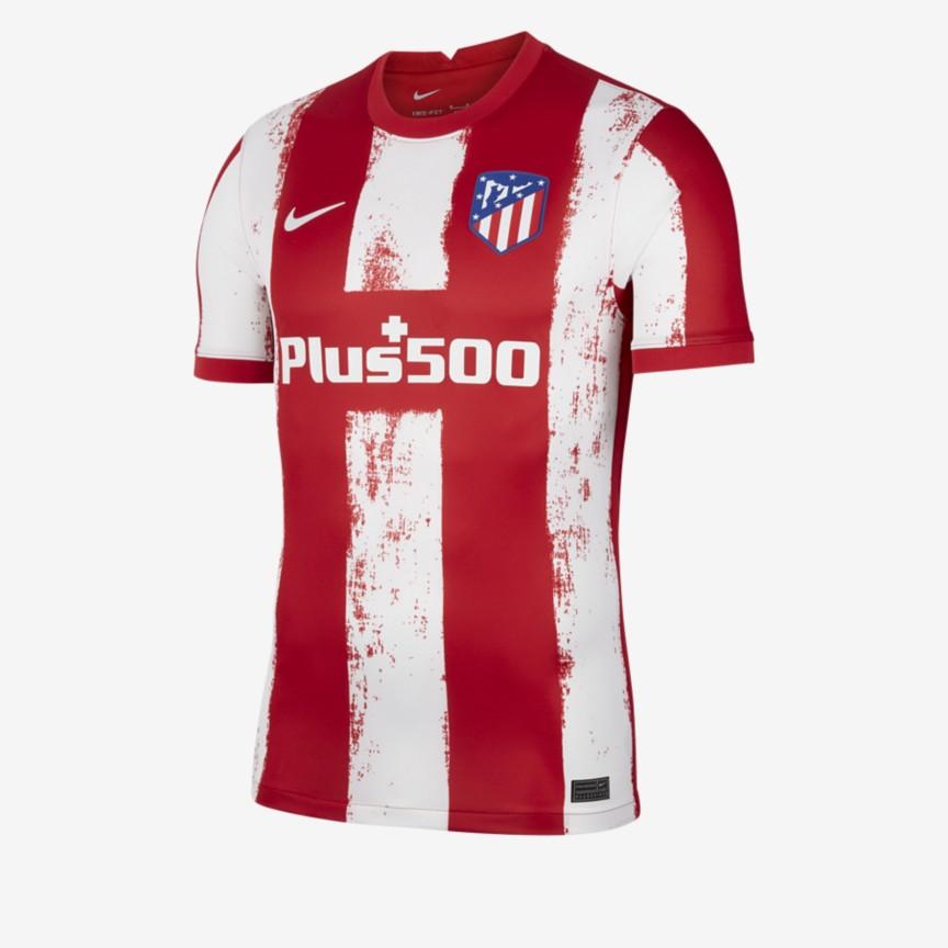 Atletico Madrid Hjemmebanetrøje 2021