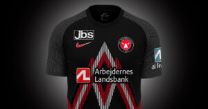 FC Midtjylland Hjemmebanetrøje 2021
