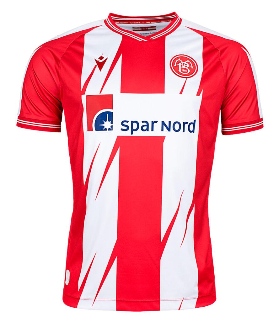 AaB Hjemmebanetrøje 2021