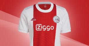 Ajax Amsterdam Hjemmebanetrøje 2021