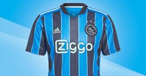 Ajax Amsterdam Udebanetrøje 2021