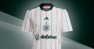 Celtic FC 3. Trøje 2021