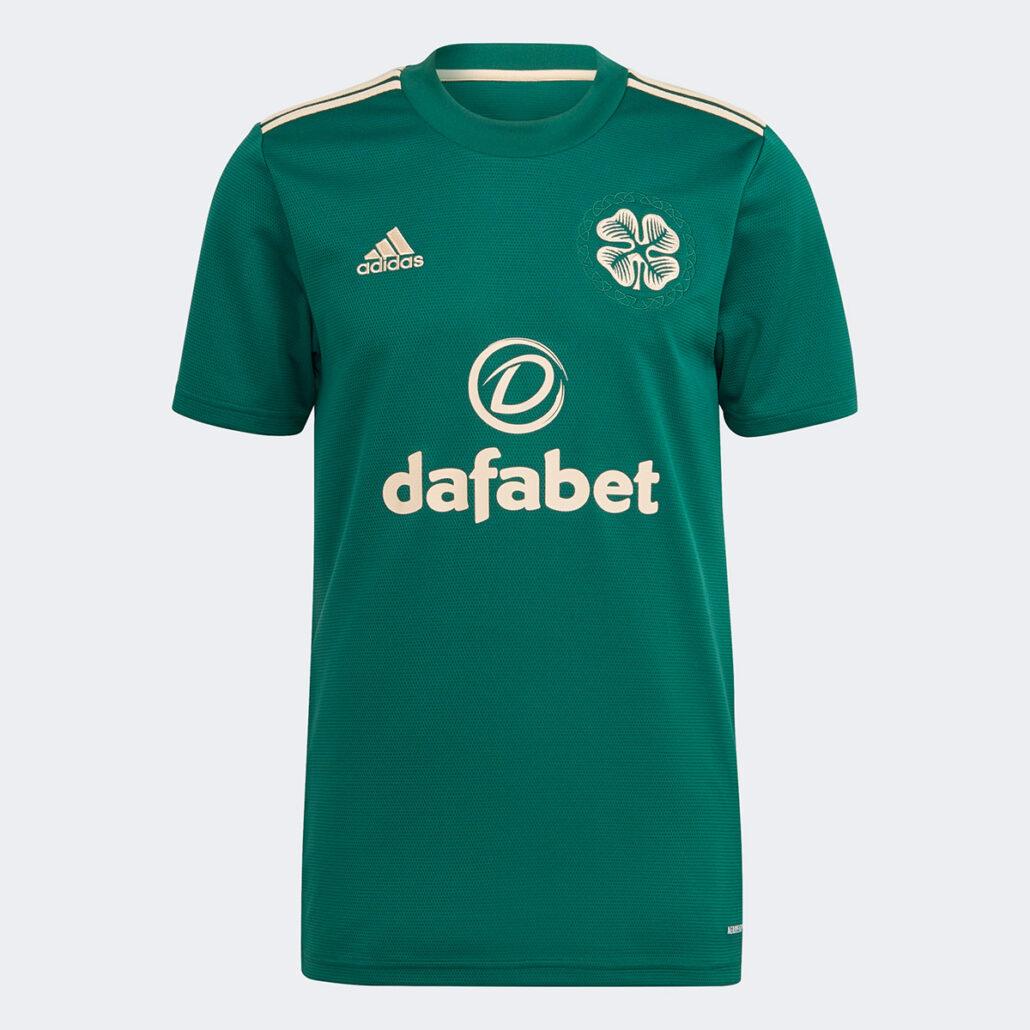 Celtic FC Udebanetrøje 2021