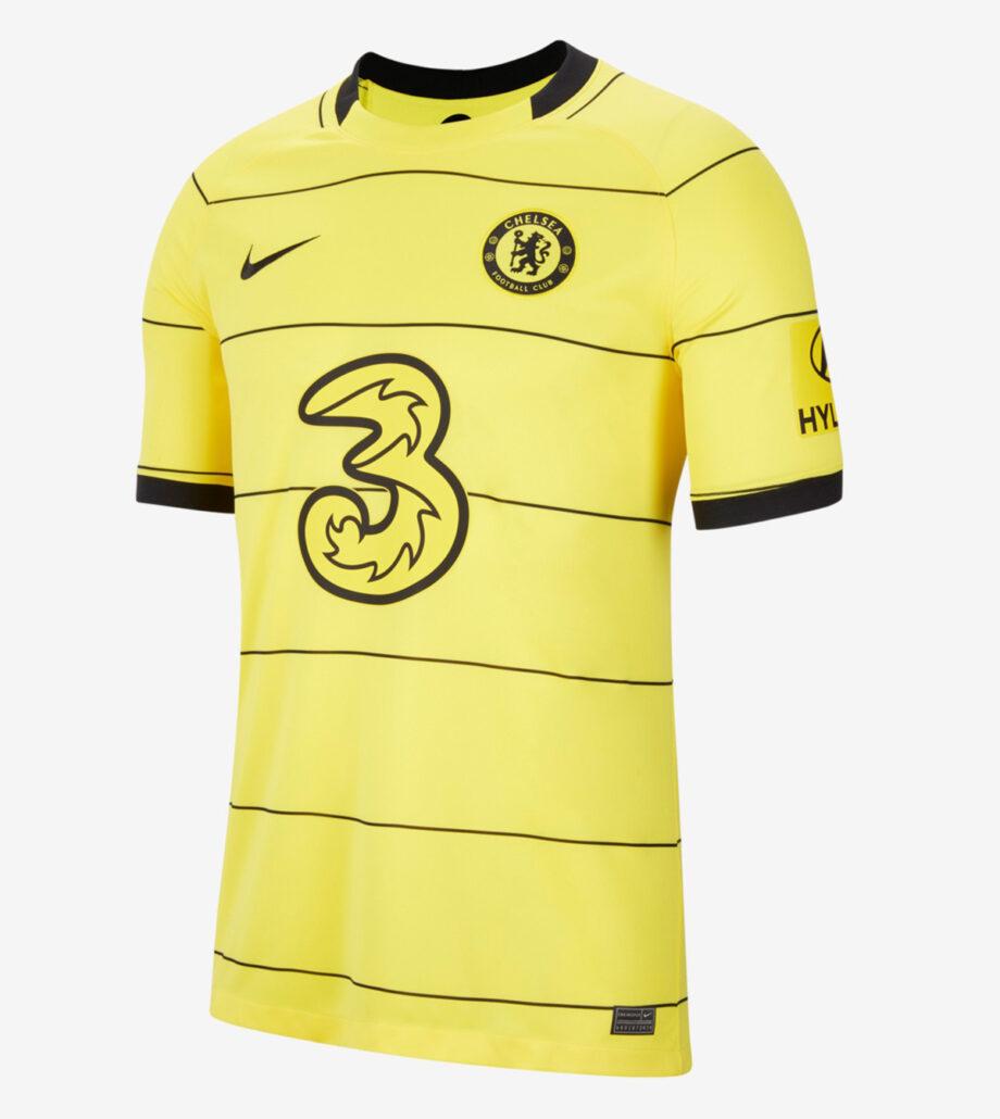 Chelsea FC Udebanetrøje 2021