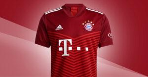 Bayern München Hjemmebanetrøje 2021